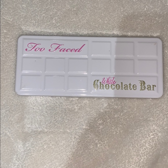 Too Faced Other - Limited edition too faced white chocolate pallet